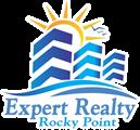 Logo of Expert Realty's Website for Puerto Penasco Mexico.