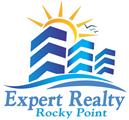 Logo of Expert Realty's Website for Puerto Penasco Mexico.
