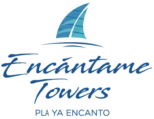 Logo for Encantame Tower's Website for Puerto Penasco (Rocky Point Mexico).