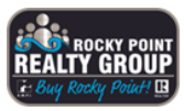 Logo of Rocky Point Realty Group's Website for Puerto Penasco Mexico.