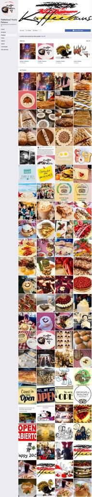 Kaffeehaus Restaurant in Puerto Penasco (Rocky Point Mexico). Click here to visit Kaffeehaus' website.