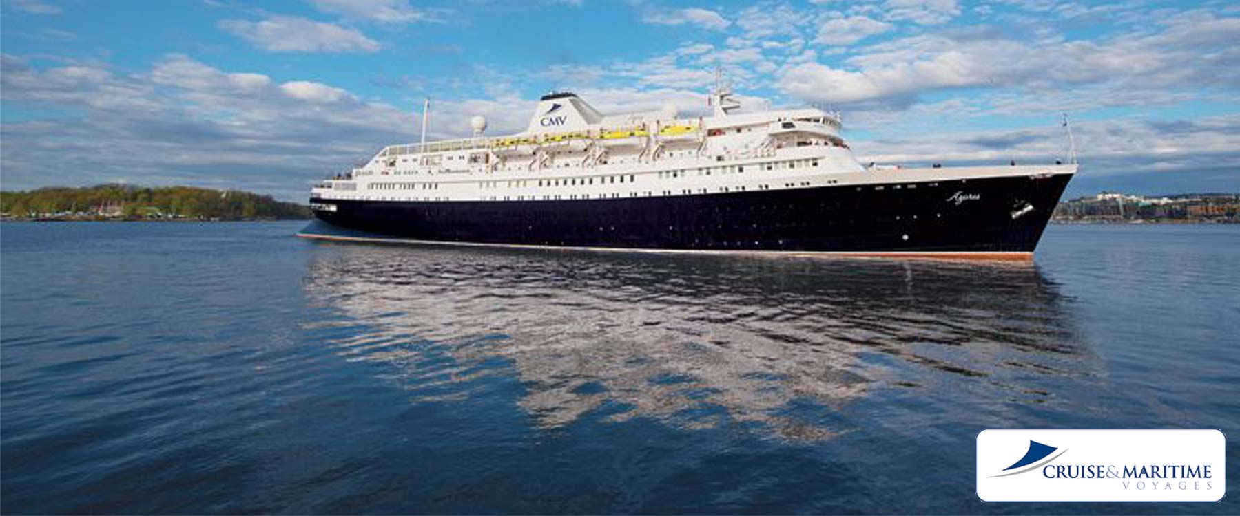 Cruise and Maritime Voyages' Astoria Ship to sail in Puerto Penasco Mexico (Rocky Point).